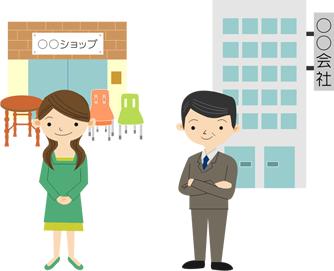事業の形態を選択する