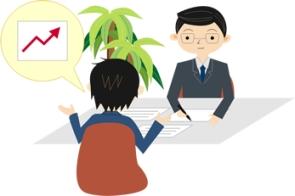 融資申請の相談